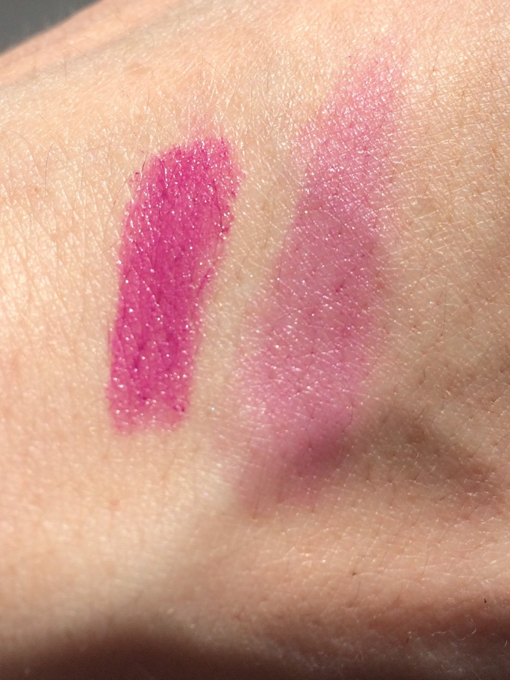 Review-MUA-satin-lipstick-mulberry-swatch