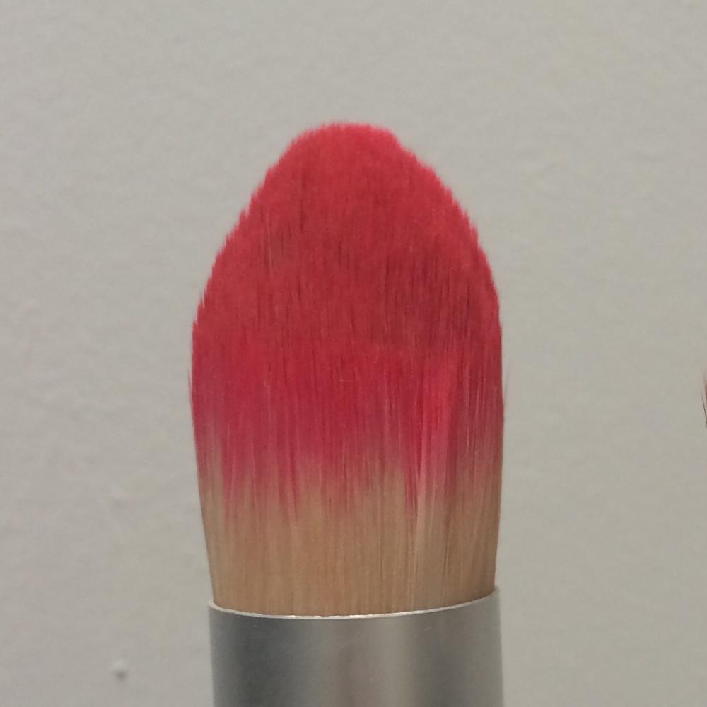 foundation application blending brush kiko