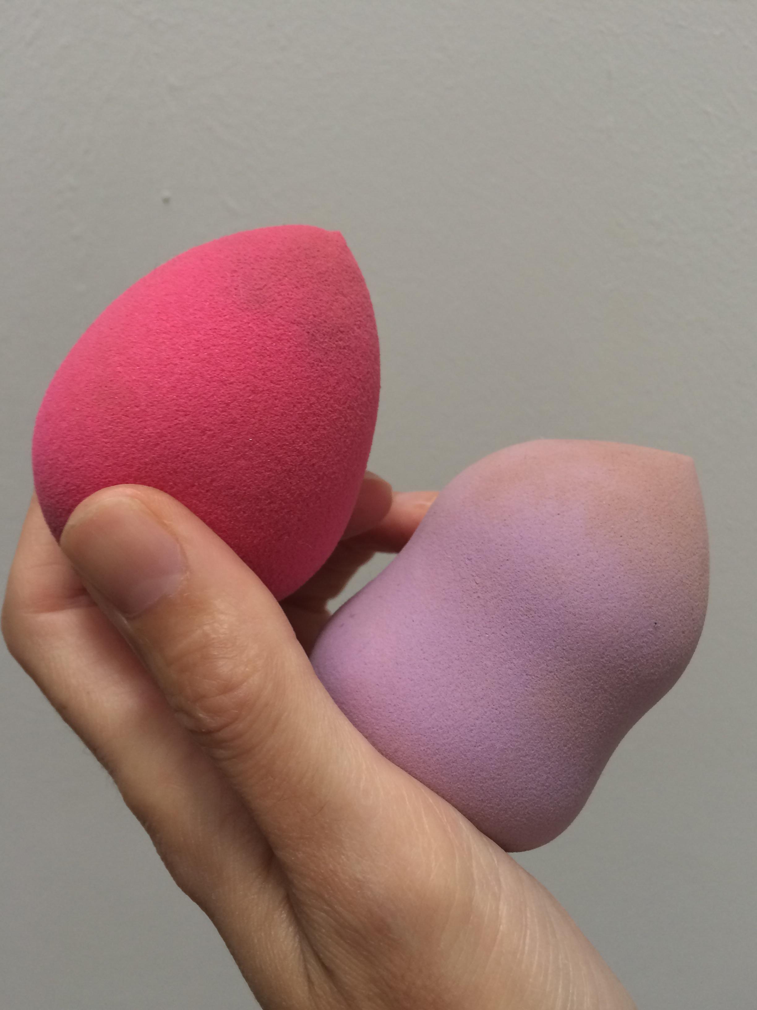 foundation application bblending sponges kiko superdrug