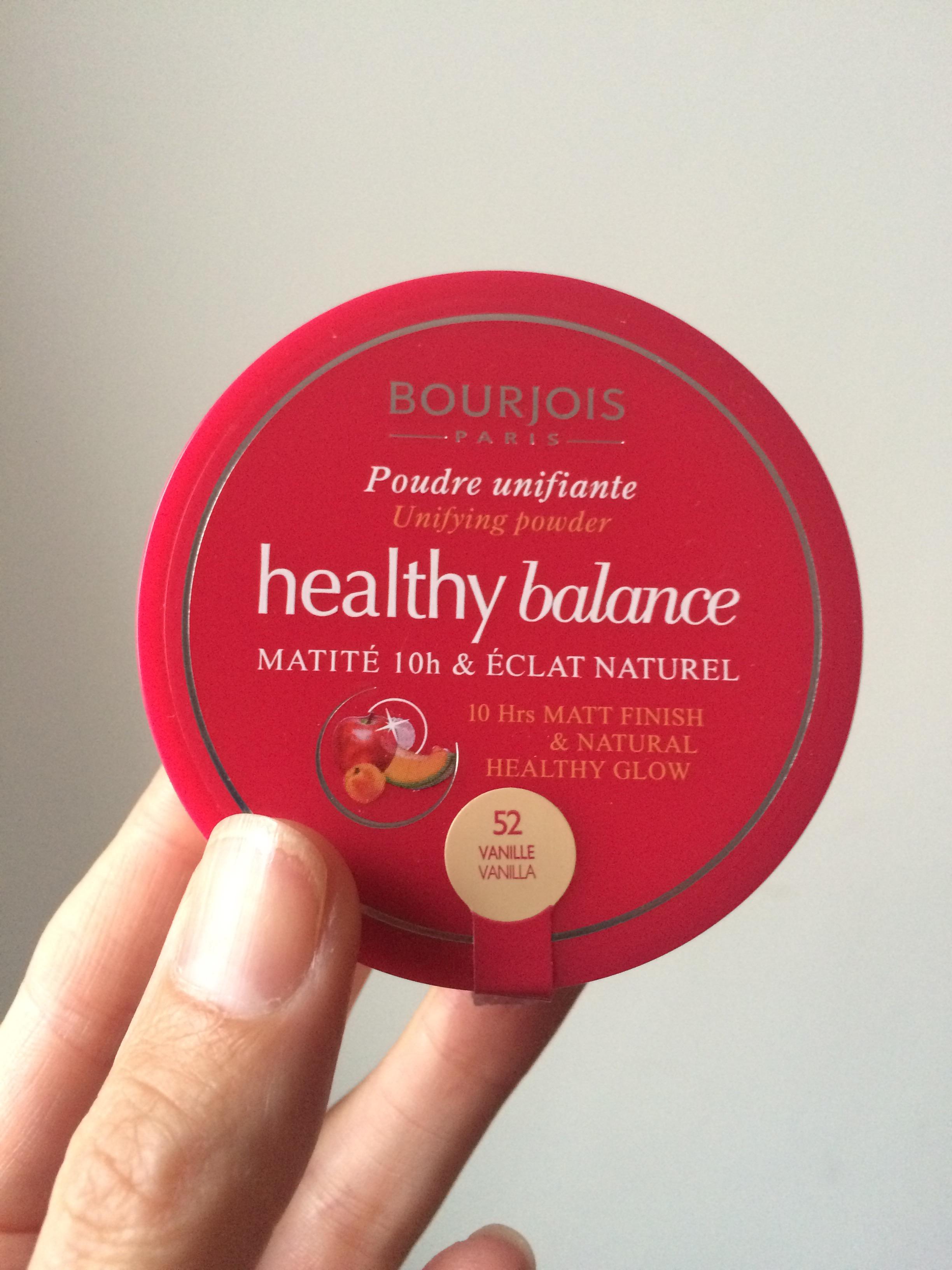 how to use powder makeup tutorial bourjois  healrhy balence