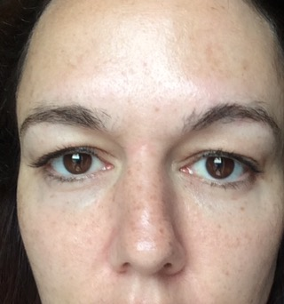 how to grow back overplucked 90s eyebrows- slightly thicker brows   that look patchy and uneven