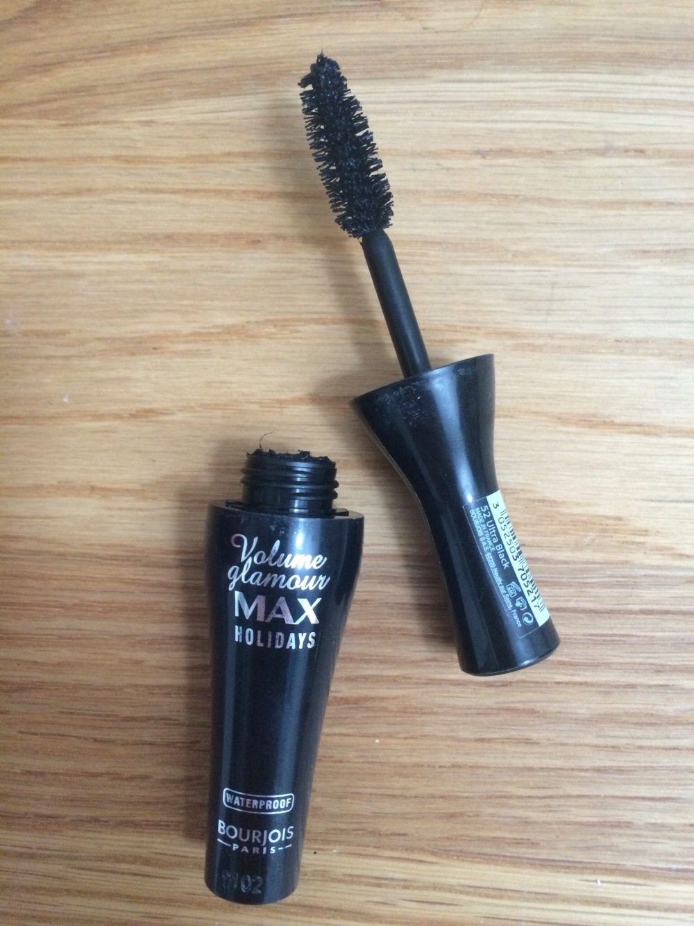 Spend or Save beauty tag Bourjois Holidays Max Mascara
