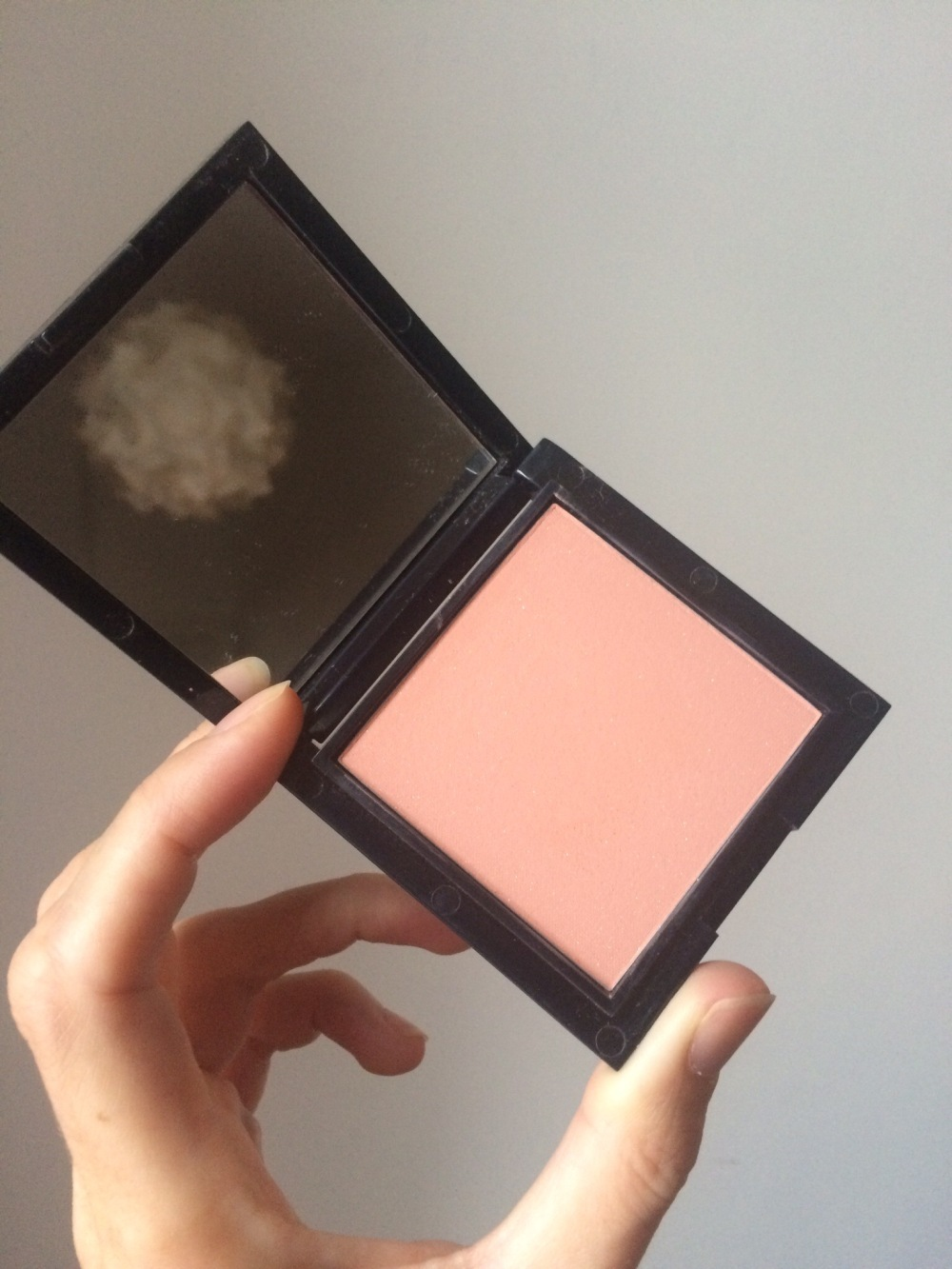 Spend or Save beauty tag Cargo HD Blush in Peach