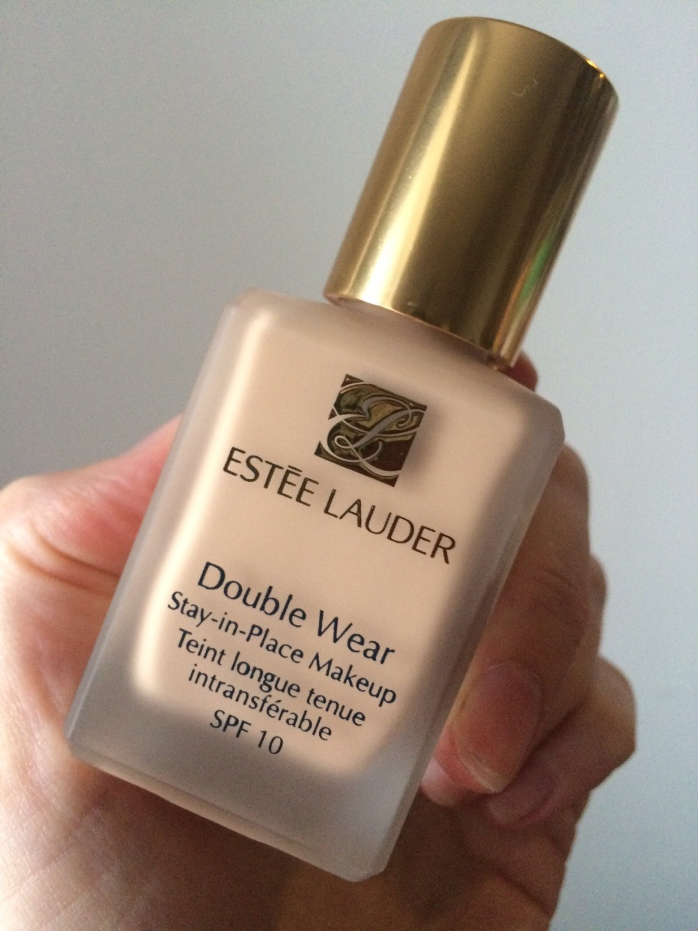 Spend or Save beauty tag Doublewear foundation Estée Lauder