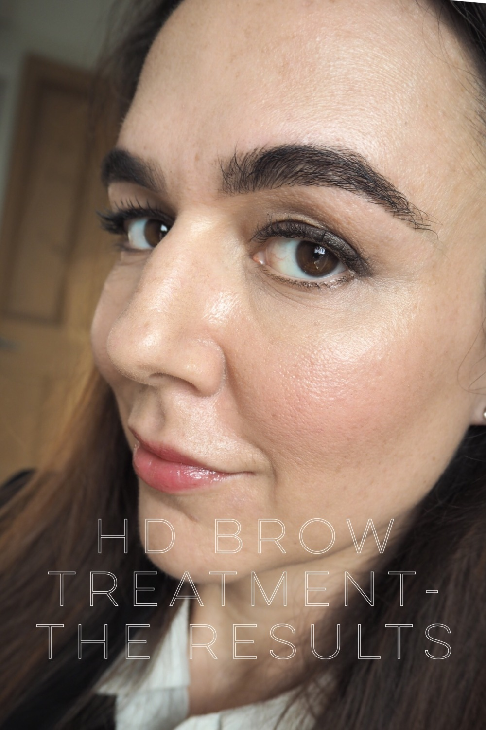 High Definition HD Brow Treatment Cardiff Salon Nia