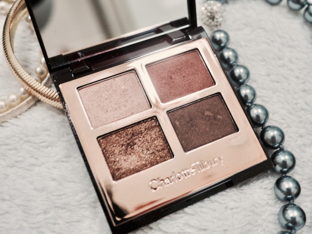 Charlotte Tilbury Colour Coded Eyeshadow Quad in Dolce Vita
