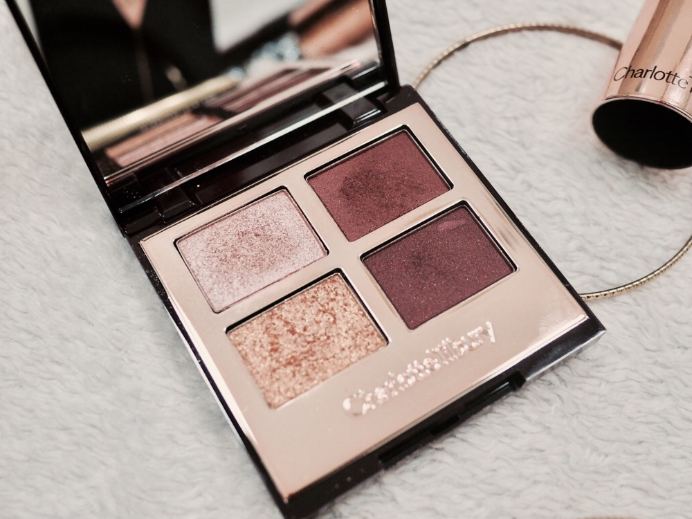 Charlotte Tilbury Colour Coded Eyeshadow Quad in Vintage Vamp