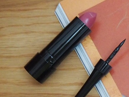 Miss Beauty London Makeup Lipstick in Mauve