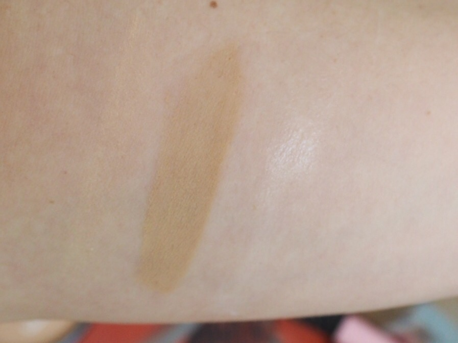 Miss Beauty London Makeup Swatches foundation and powder