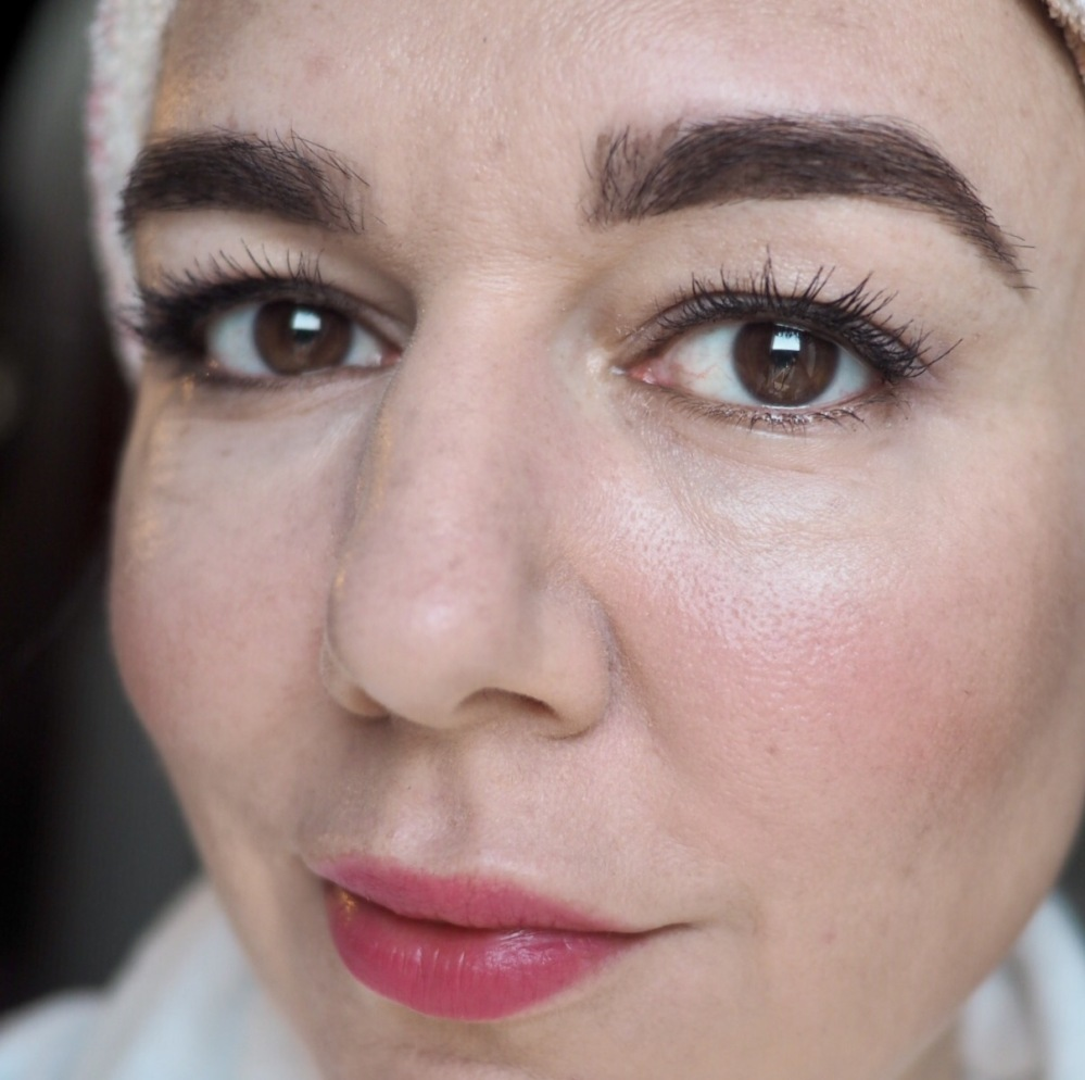 Puffy Eye Remedies- How to Banish Eye Bags with makeup-close up of under eye