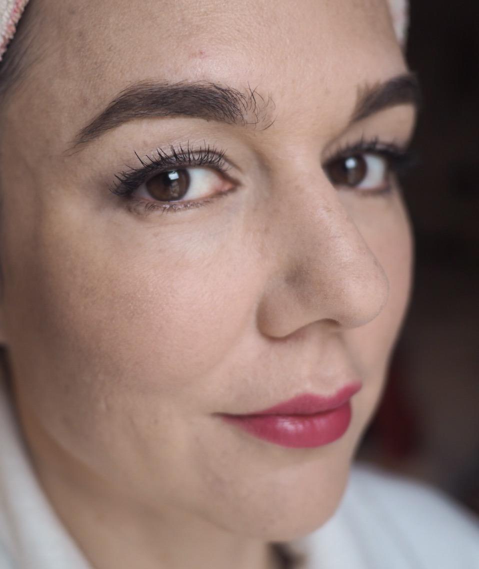Giorgio Armani Power Fabric- Foundation + Rest of Makeup