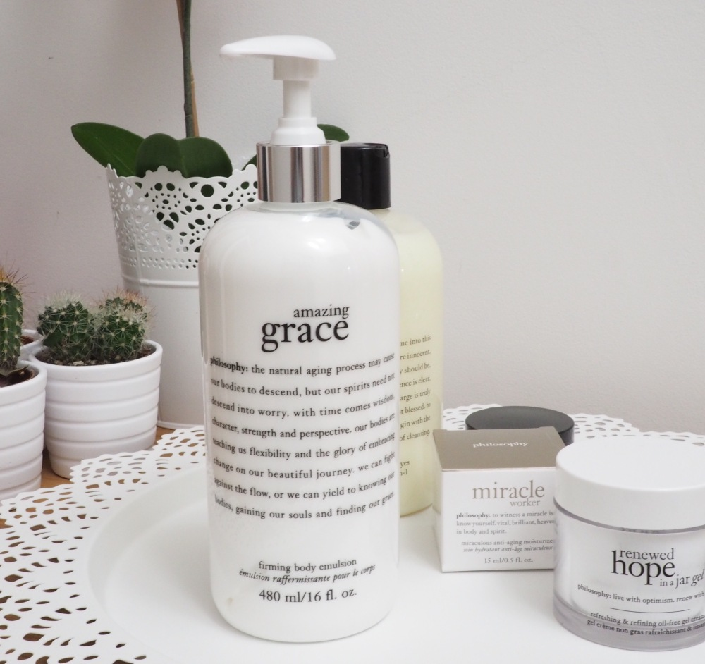 Philosophy Skincare Amazing Grace Perfumed Firming Body Lotion