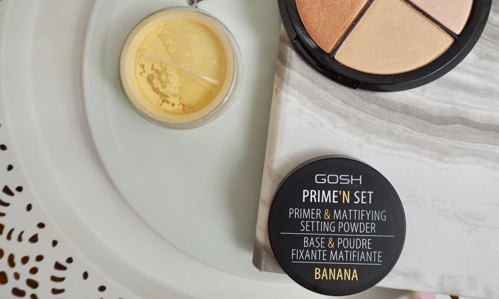 Gosh Prime'N Set in Banana