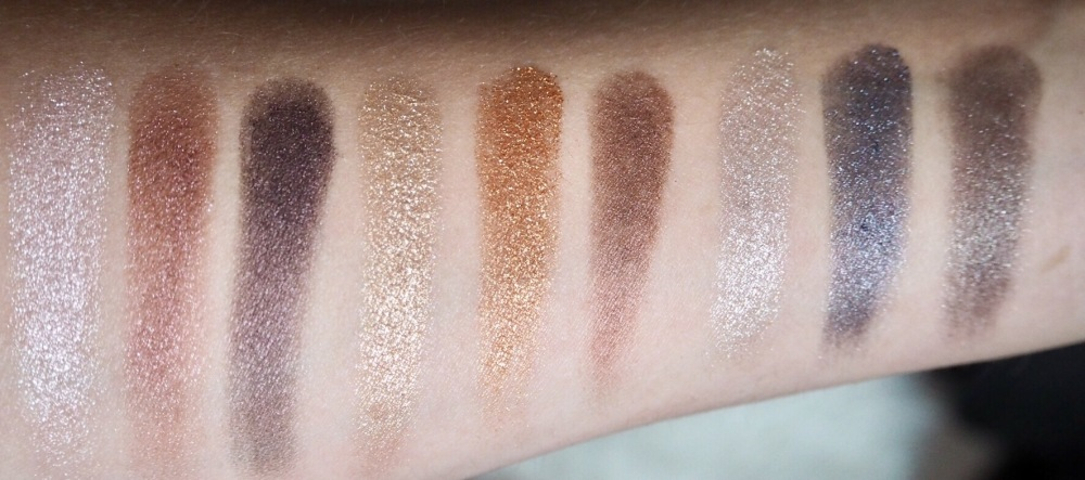 Gosh 9 Shades To Party in London- Swatches