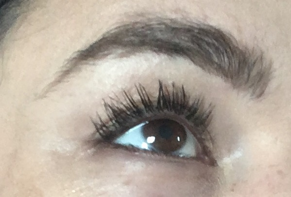 Skinn Wow Factor Mascara- After