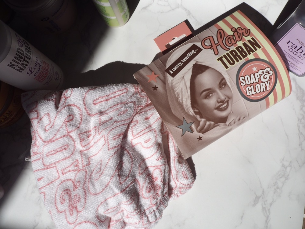Soap and Glory Hair Turban
