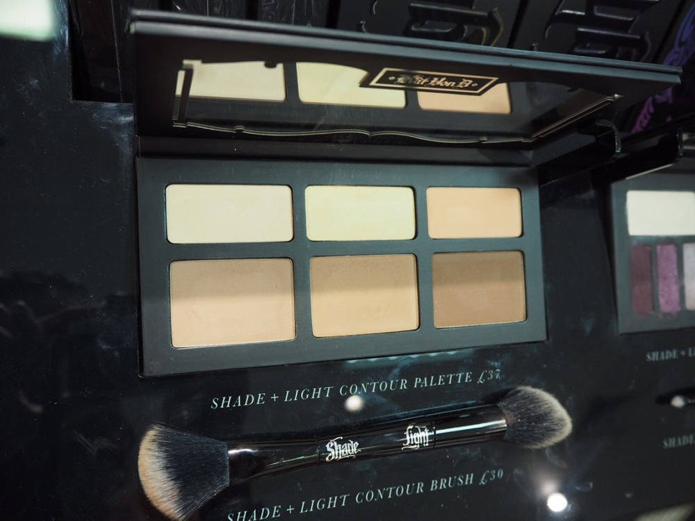 Kat Von D Makeup- The Shade And Light Palette